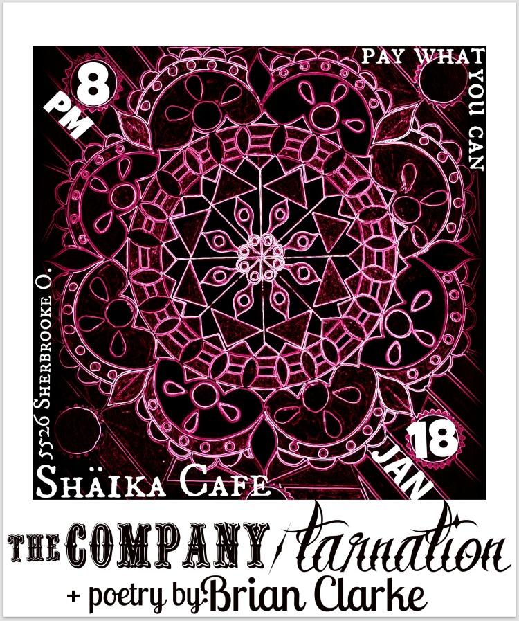 LIVE @ CAFE SHAIKA!